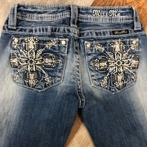 Miss Me Jeans Girls size 12
